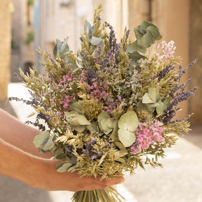 Trockenblumenstrauß Luberon