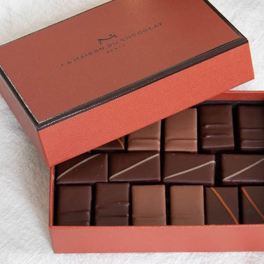 Coffret de 16 chocolats de la Maison du chocolat