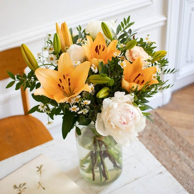 Ajoutez à votre bouquet un vase Le Parfait