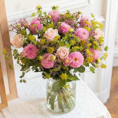 Blumenstrauß Copacabana+ & Le Parfait vase