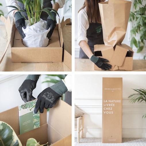 Emballage sur-mesure, 100% adapté