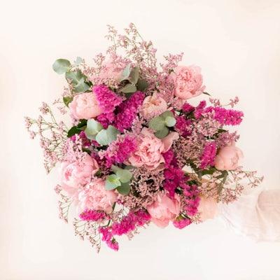 Unser Saint-Raphael + Blumenstrauß für dich oder als Geschenk