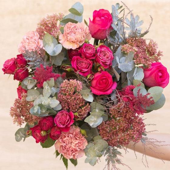 Blumenstrauß Snowdonia