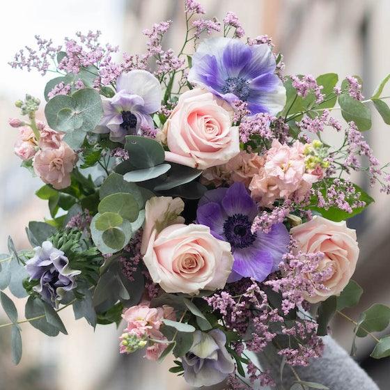 Blumenstrauß Courmayeur