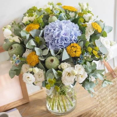 Cinque Terre Blumenstrauß