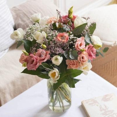 Blumenstrauß Positano & Le Parfait vase