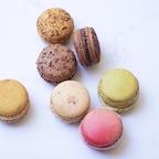 Coffret de macarons Pierre Hermé