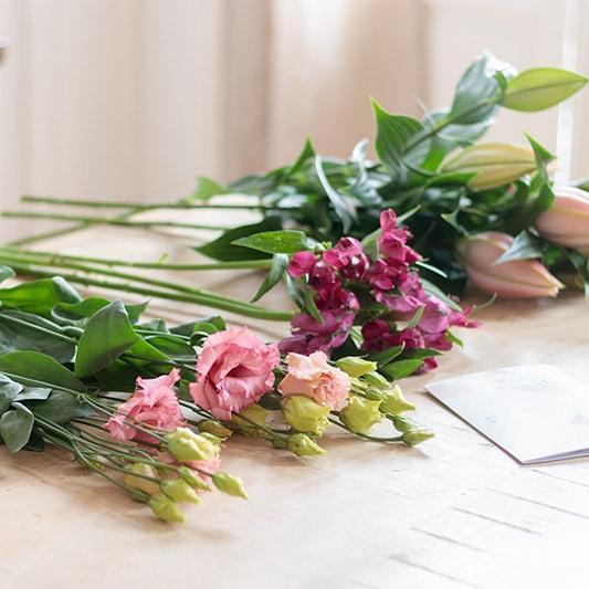 Bouquet DIY