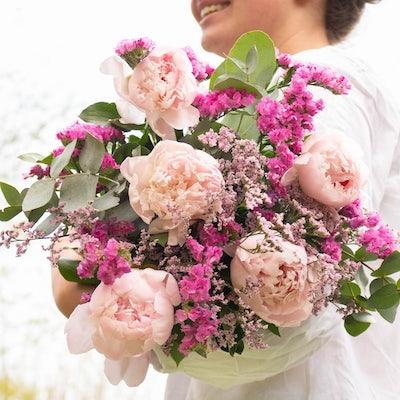 Unser Saint-Raphael Blumenstrauß