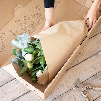 Brassée à composer Guérande livrée dans sa boîte sur mesure, 100% adaptée.