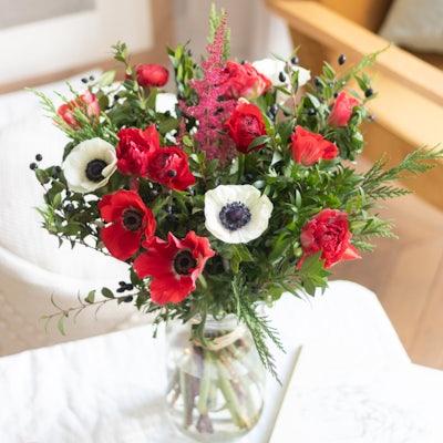 Wunsch-Strauß & Le Parfait vase