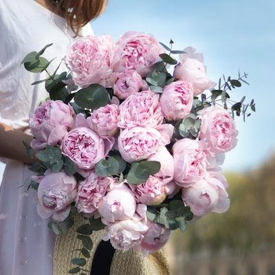 Unser Guérande + Blumenstrauß für dich oder als Geschenk