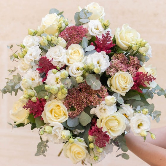 Blumenstrauß Cheverny