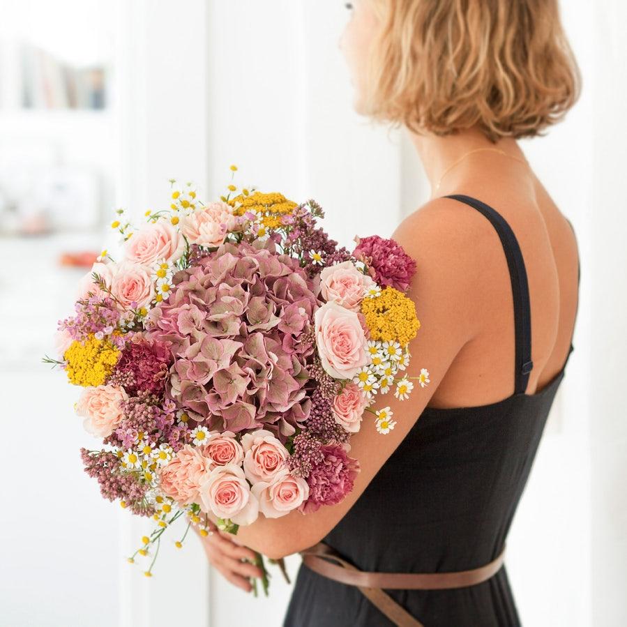 fleurs remerciement bouquet proposition