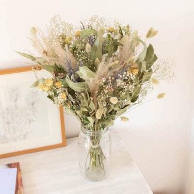 Getrockneter Blumenstrauß Big Sur