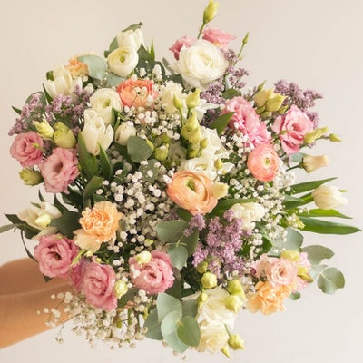 Blumenstrauß Positano+