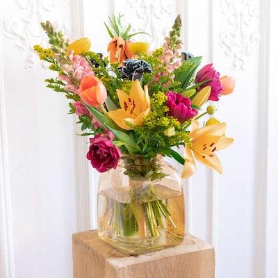 Blumenstrauß Berlin & Belona Vase