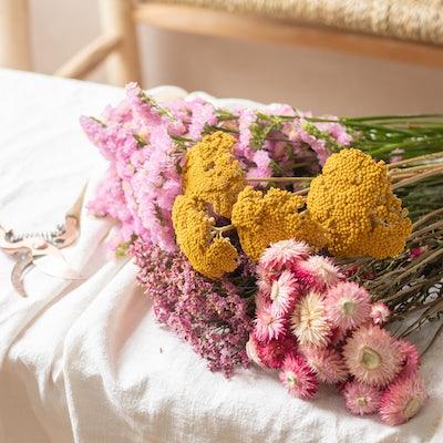"""Werde kreativ mit unserem Blumen-Set """"Faro"""""""
