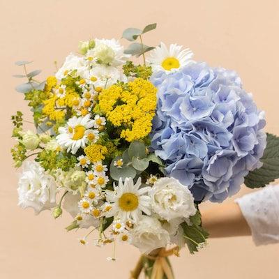 San Sebastian Blumenstrauß