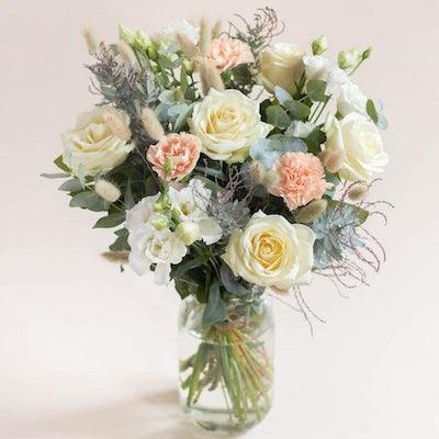 Bouquet Etosha & Vase Le Parfait