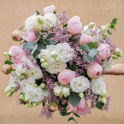 Unser Blumenstrauß Lecce - ob als Geschenk oder für dich nach Hause