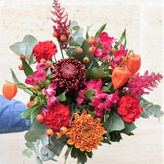 Blumenstrauß Puebla