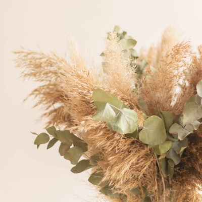 Trockenblumenstrauß Wadden