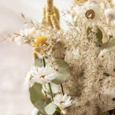Céramique fleurie Columbia (Zoom)