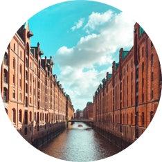 Hamburg blumen verschicken bergamotte