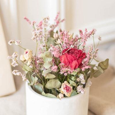 Céramique fleurie Idaho