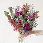 Bouquet Pacific City séché
