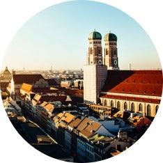 München blumen verschicken bergamotte