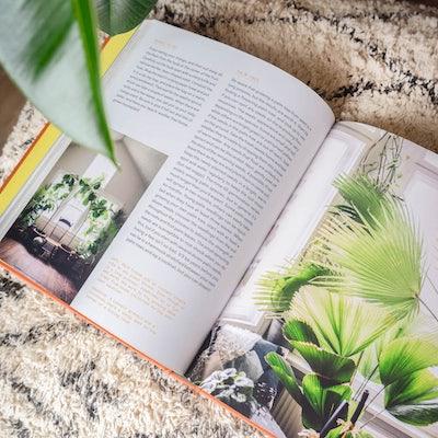 Livre Urban Jungle Plant Tribe (version anglaise)