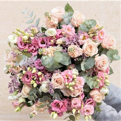 Blumenstrauß Courchevel