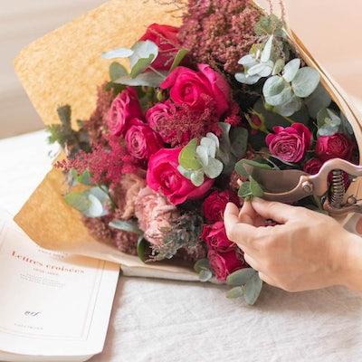 Bouquet Snowdonia