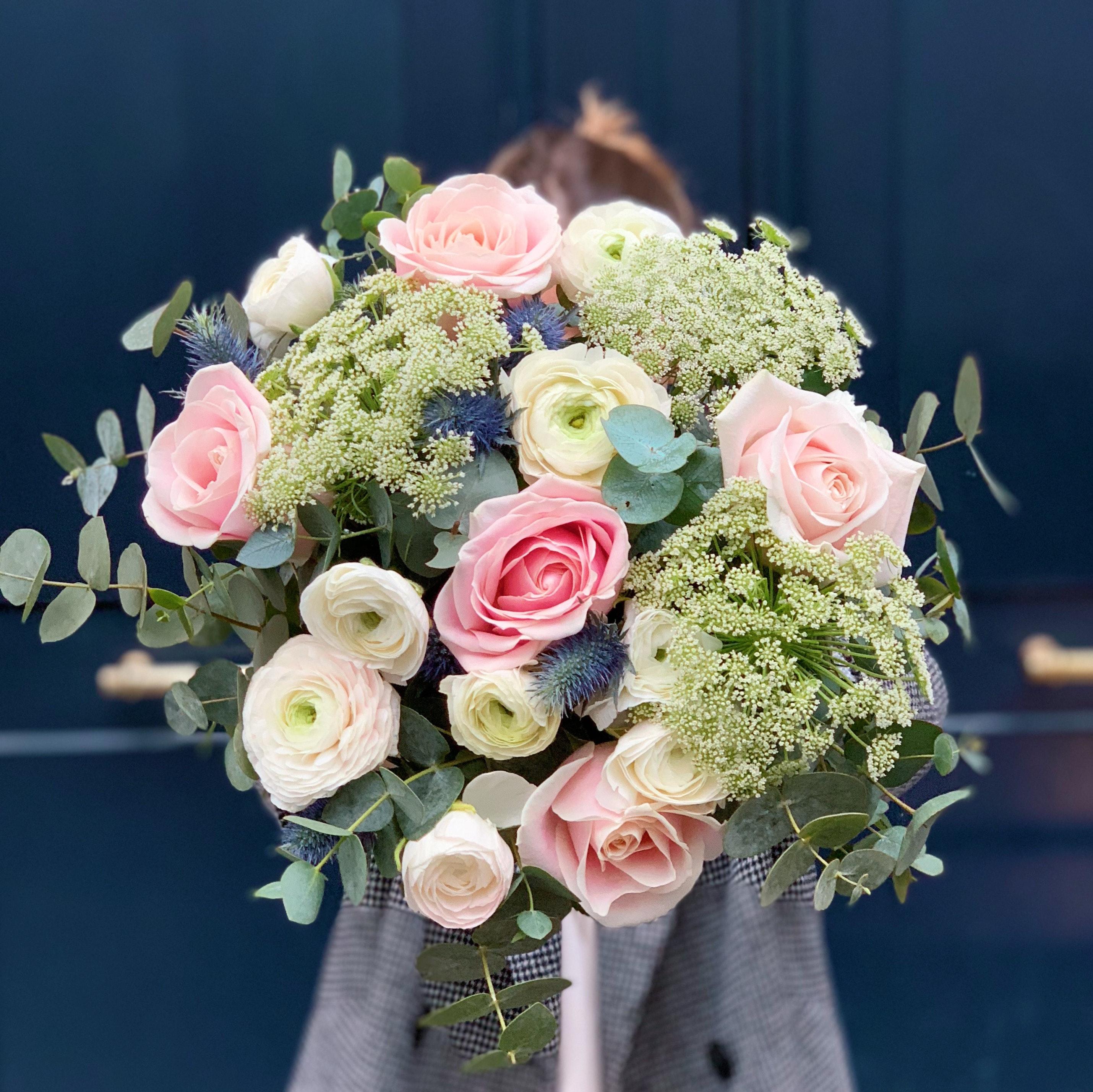 Decouvrez Notre Selection De Bouquets De Fleurs En France Bergamotte