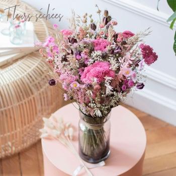 Bouquet de fleurs séchées Roussillon