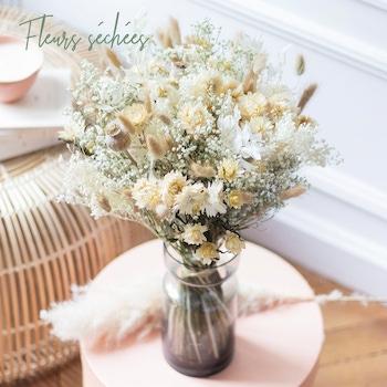Bouquet de fleurs séchées Saint-Rémy