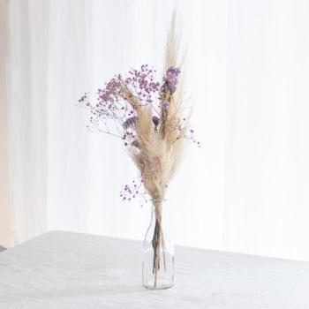 Soliflore De Fleurs Séchées