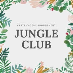 Jungle Club 3 mois