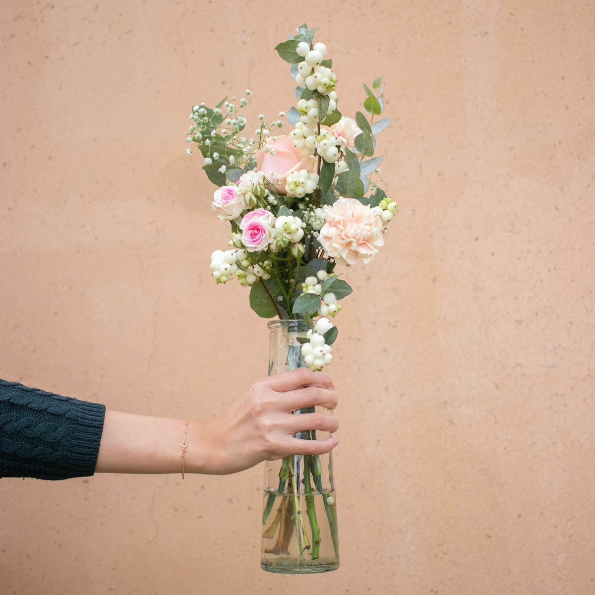 Komposition Valparaiso & seine vase