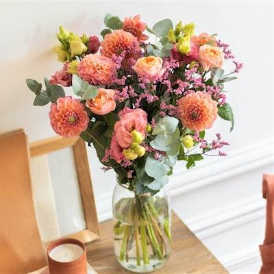 Blumenstrauß Menorca & Le Parfait Vase