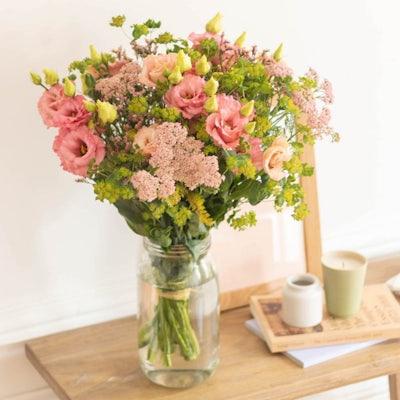 Bouquet Palm Beach dans un vase le Parfait