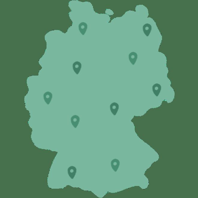 Livraison Germany
