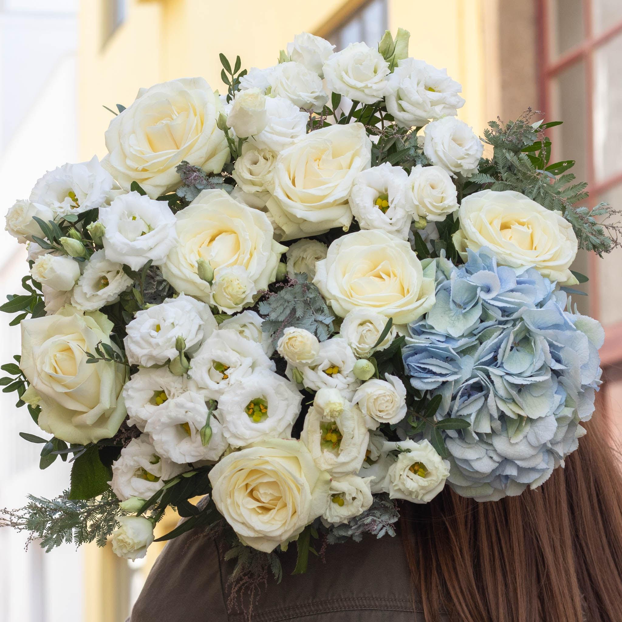 Blumenstrauß Zahora+