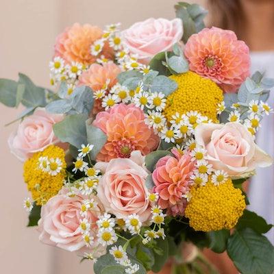 Blumenstrauß Ramatuelle