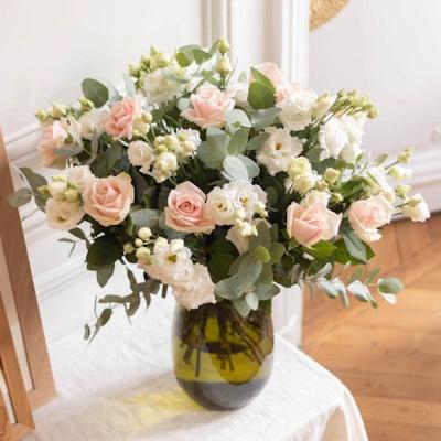 Blumenstrauß Bondi Beach+ & Le Parfait vase