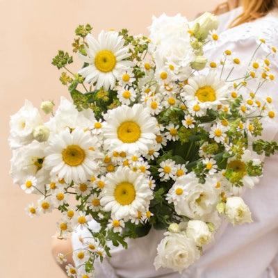 Mandelieu Blumenstrauß