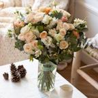 Blumenstrauß Hobart+ mit Le Parfait Vase