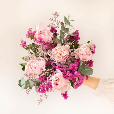 Vue d'ensemble du bouquet Saint-Raphaël